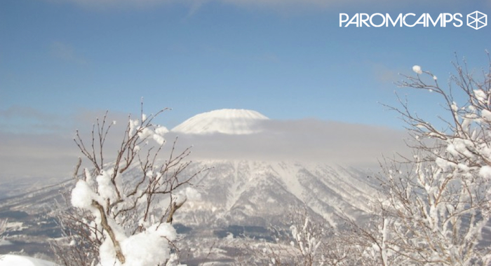 Mt Yotei Paromcamps