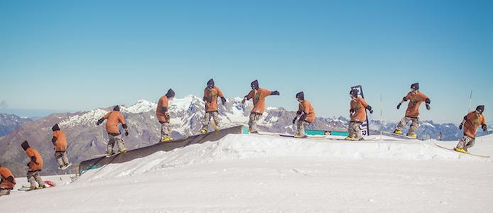 Freestyle Camp // Les Deux Alpes // Ranska // Kesä 2020
