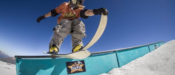 Advanced Freestyle Camp // Les Deux Alpes // Ranska