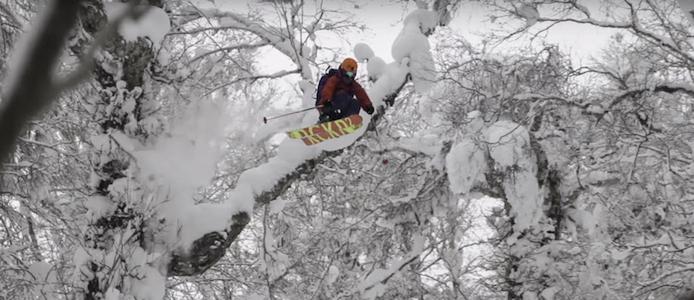 Private Ski-Tours // Hokkaido // Japan