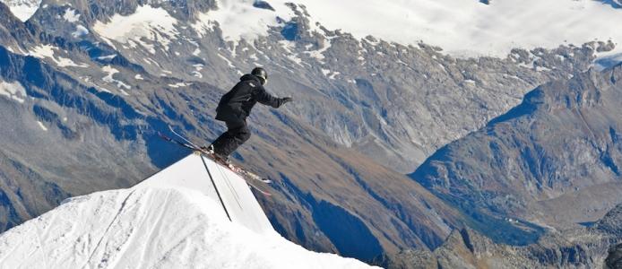 Freestyle Camp // Hintertux // Itävalta // 12-19. Lokakuuta